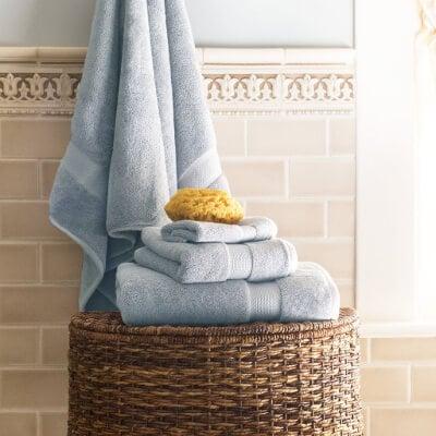 10.Shower towels