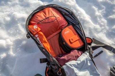 10.Snowsport Backpacks