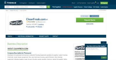 11.Clean Freak