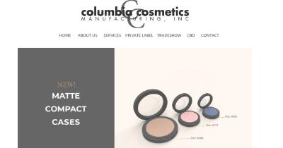 13. Columbia Cosmetics