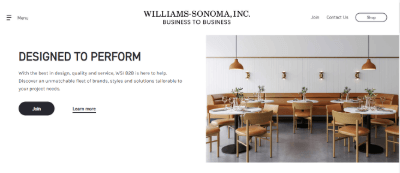 13.William-Sonoma INC