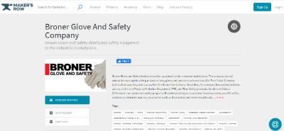14.Broner Glove & Safety Company