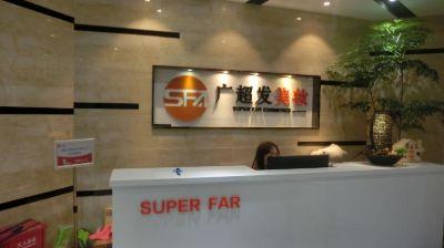 14.Qingdao Super Far Import & Export Co., Ltd