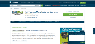 14.R.J. Thomas Manufacturing Co., Inc.