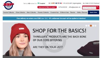 16.SSP Hats & Accessories