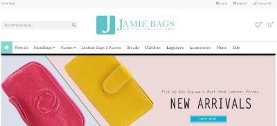 17. Jamie Bags