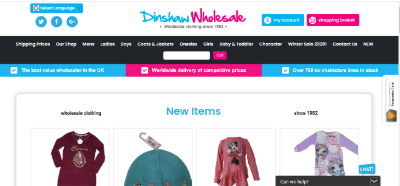 17.Dinshaw Wholesale