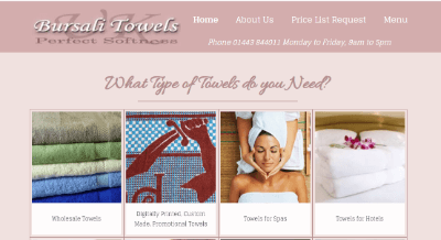 18.Bursali Towels, South Wales