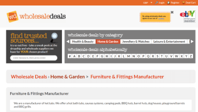 18.Furniture and Fitting Manufacturer
