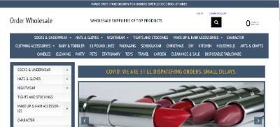 19.Order Wholesale