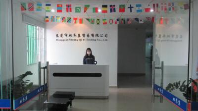 2.Dongguan Wechery Clothing Co., Ltd.