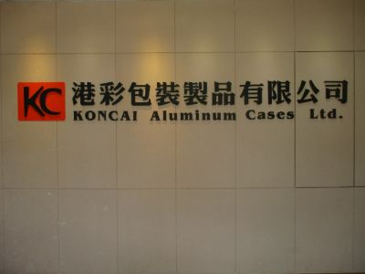 2.Shenzhen KONCAI Aluminum Cases Ltd
