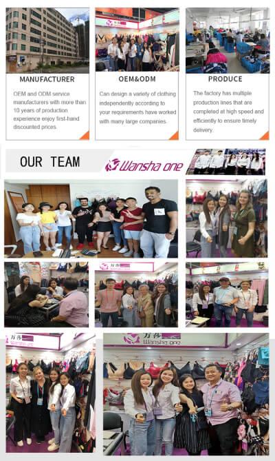 3.Guangzhou Wansha Garment Co., Ltd.