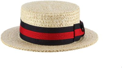 4.Boater Hat