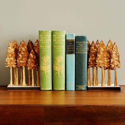 4.Bookends