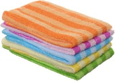 4.Microfiber towels