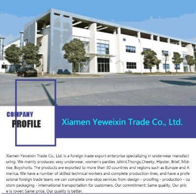 4.Xiamen Yeweixin Trade Co., Ltd.