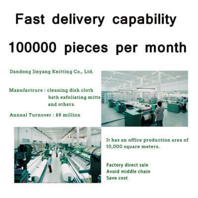 5. Dandong Jinyang Knitting Co., Ltd