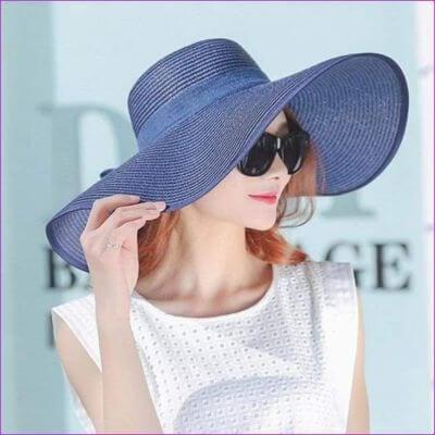 5.Sun Hat