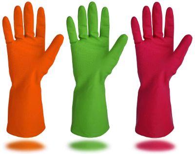 6. Rubber Gloves