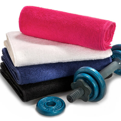 6.Gym towels
