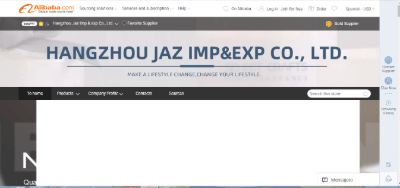 6.Hangzhou Jaz Imp&exp Co., Ltd.