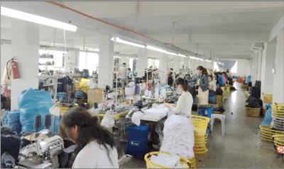 6.Wenzhou Beileisi Garments Co., Ltd.