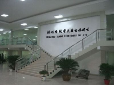6.Wenzhou Junbo Stationery Co., Ltd.