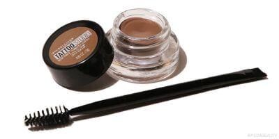 7. Eyebrow products