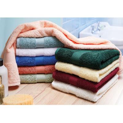 7.Cotton towel