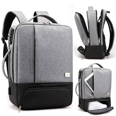 7.Laptop Backpacks