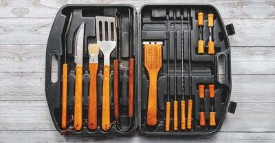 8.BBQ toolset