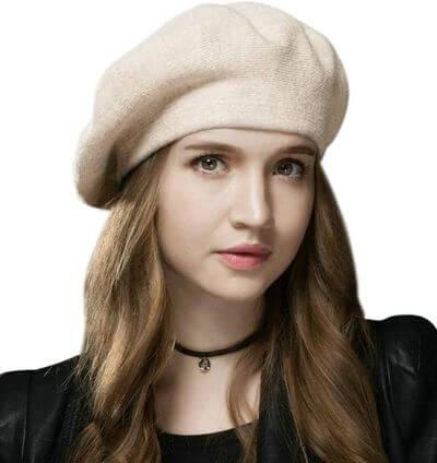 8.Beret Hat