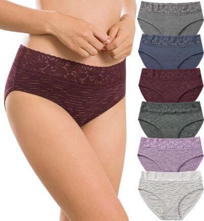 8.Hipster underwear