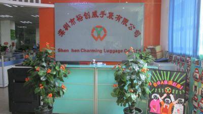 9.Shenzhen Charming Luggage Co., Ltd