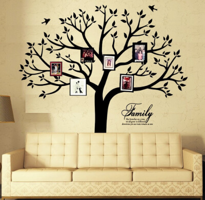 9.Wall Decals