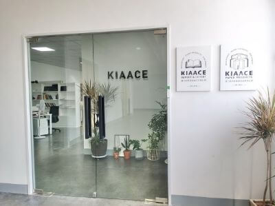 9.Xiamen Kiaace Paper Products Co., Ltd.