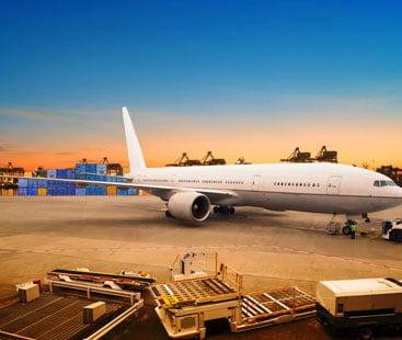 Cosmetics Air Freight From Shipping