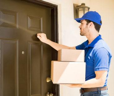 bags Door to Door From Shipping