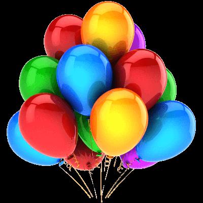 1.Balloons