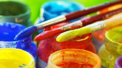 1.Craft Paint