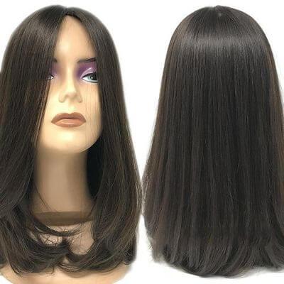 1.Human Hair Wigs