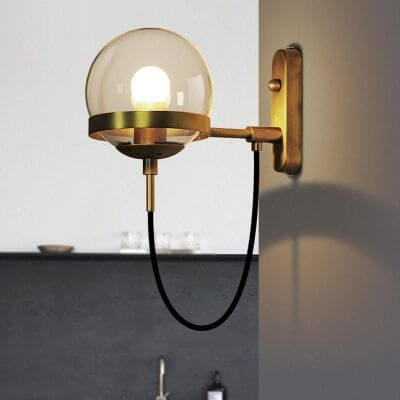 1.Wall Lamps