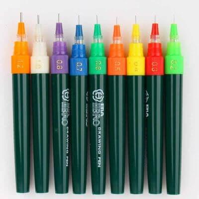 10. Technical Pen