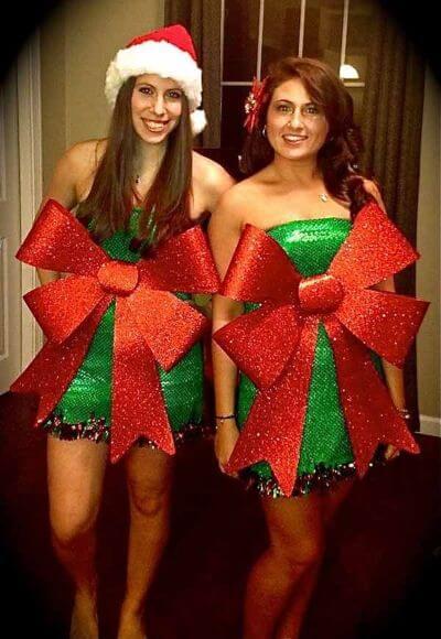 10.Christmas Costumes