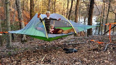 10.Hammock Tent