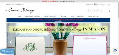 11. American Stationery