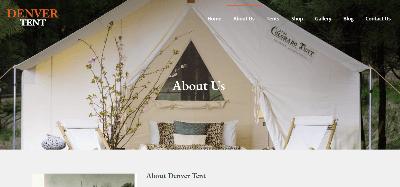 12.Denver Tent