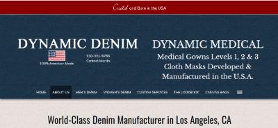 12.Dynamic Denim