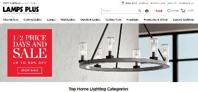 12.Lamps Plus